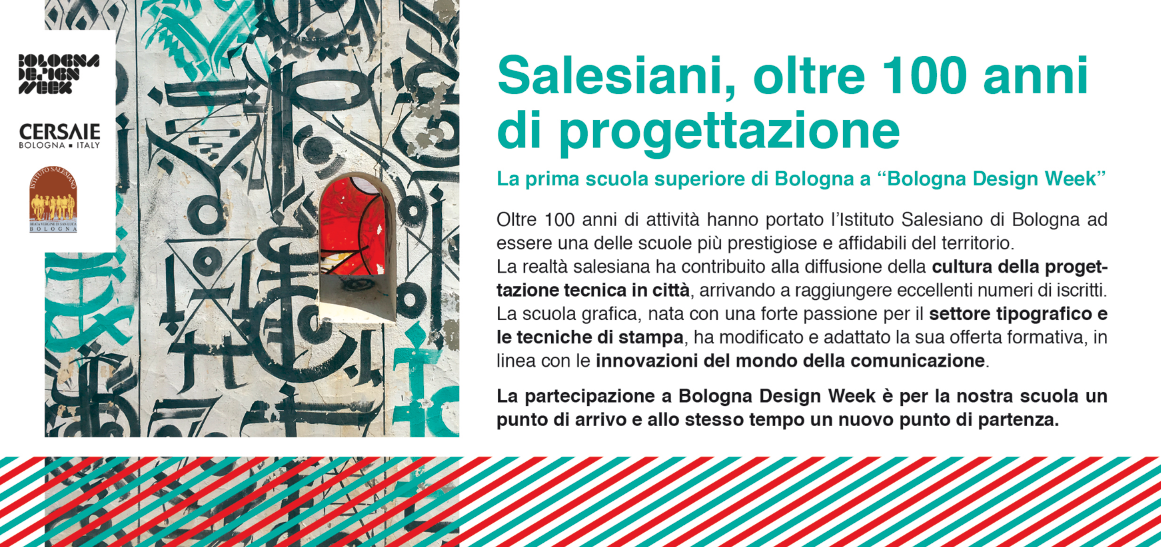 Salesiani Bologna - Bologna Design Week
